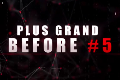 30/08/2019 - Le plus grand before 2019